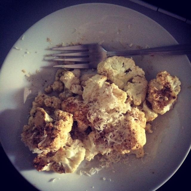 Roasted Cauliflower